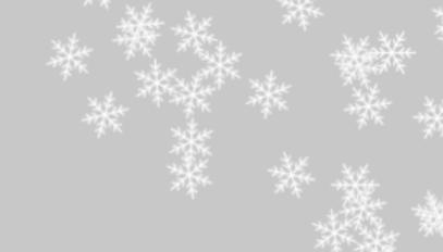 JavaScript:ブラウザ画面いっぱいに雪を降らす