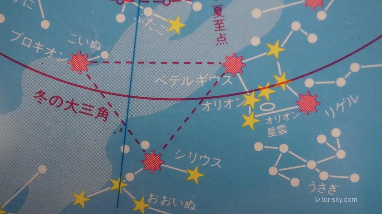俳句:冬の星