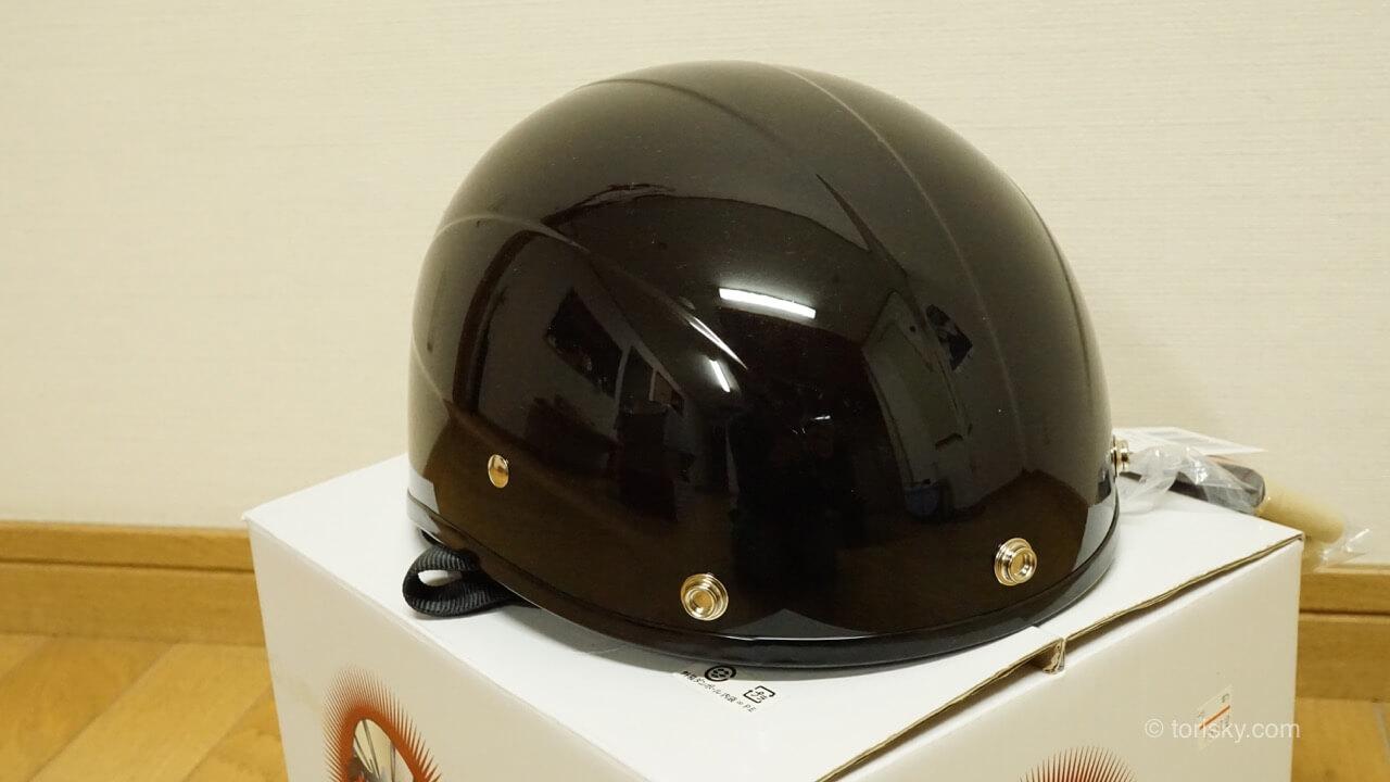 最近の原付バイク用のヘルメット事情