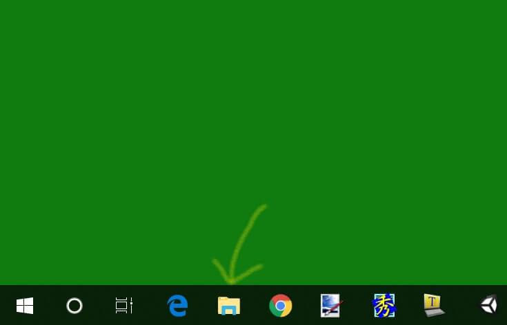 Windows10:よく使うフォルダはクイックアクセスに登録すると作業効率アップ