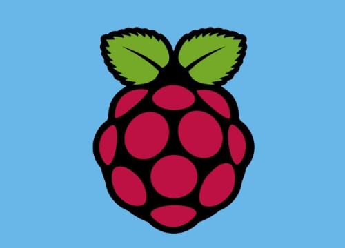 ラズベリーパイのロゴ