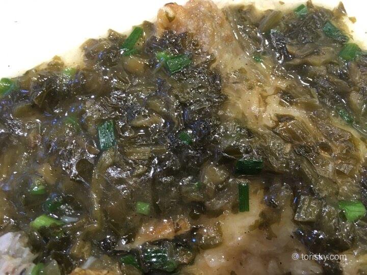 上海の美味しい食べ物