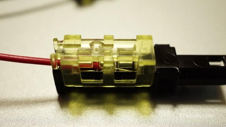 ラズパイ:圧電スピーカをブレッドボードを介さずにつけたい