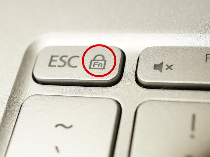 Windowsのファンクションキー(機能キー)の切り替え方法について